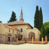 Вероисповедное зодчество Мечеть паши Osman Город Trebinje, Босния и Герцеговина Стоковые Фото
