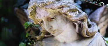 Вероисповедание Анджела, вера, грех, концепция спасения Стоковая Фотография RF
