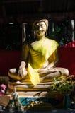 Вероисповедание и верование Будды Стоковая Фотография RF