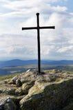Вероисповедный крест Стоковые Фото