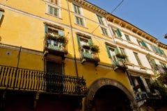 Верона, Италия Стоковая Фотография RF