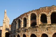 Верона, римская арена Стоковая Фотография