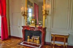 Версаль, Франция - 19-ое августа 2015: Замок Версаль Стоковое Фото