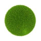 Версия 01-2 зеленой планеты легкая Стоковая Фотография RF