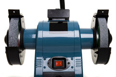 верстачный шлифовальный станок Стоковая Фотография RF