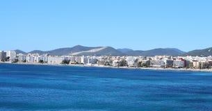 Вертеп Bossa Ibiza Playa Стоковая Фотография RF