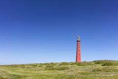 Вертеп Helder Нидерланды Lange Jaap маяка Стоковые Изображения RF