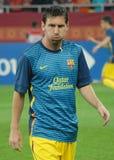 Вертелы Lionel Messi стоковая фотография