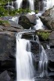 вертикальный водопад Стоковое Изображение