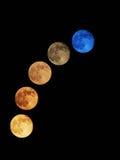 вертикаль края лунатик Стоковое Фото