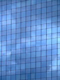 вертикаль неба отражения Стоковая Фотография