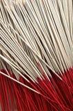 вертикаль ручки китайского амулета случайная Стоковое фото RF
