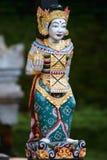 вертикаль статуи фото balinese красивейшая Стоковая Фотография RF
