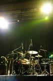 вертикаль этапа барабанчика s bobobo установленная Стоковая Фотография