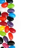 вертикаль jellybean граници Стоковые Фотографии RF