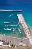 вертикаль santo porto гавани Стоковое фото RF