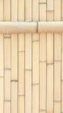 Вертикальная картина бамбуковой предпосылки Стоковое Изображение