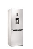 Вертикальная съемка закрытого холодильника Стоковая Фотография RF