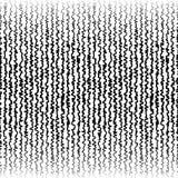Вертикальное неровное, картина линий сложной формы Стоковое Фото