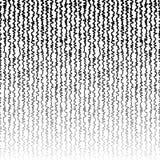 Вертикальное неровное, картина линий сложной формы Стоковое фото RF