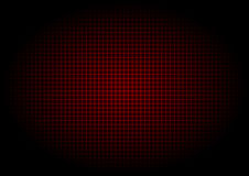 Вертикаль красной решетки лазера горизонтальная Стоковое Фото