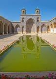 Вертикаль мечети al-Mulk Nasir Стоковое фото RF