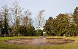 вертодром стоковое изображение