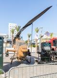 Вертолет боя кобры на ` выставки армии наше ` IDF стоковое изображение rf