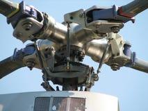 вертолет детали стоковые фотографии rf