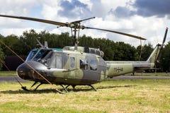 Вертолет колокола UH-1 Huey немецкой армии Стоковые Фотографии RF