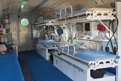 вертолет медицинский Стоковое фото RF