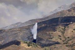 Вертолет огня Стоковое фото RF