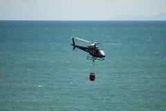Вертолет огня Стоковая Фотография RF