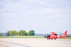 вертолет службы береговой охраны мы Стоковое Фото