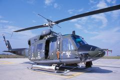 вертолет 005 стоковая фотография rf