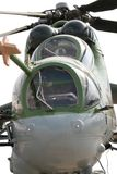 вертолет стоковое изображение rf