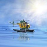 вертолет Стоковые Фотографии RF