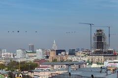 Вертолеты Стоковое Изображение RF