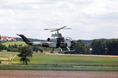 Вертолет боя RC Стоковая Фотография