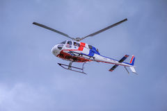Вертолет летания Стоковое Изображение RF