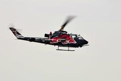 Вертолет КОБРЫ AH1-F колокола на СМЕЩЕНИИ 2015 стоковое изображение rf