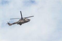 Вертолет на авиасалоне Стоковые Фотографии RF