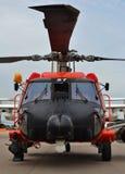 Вертолет спасения службы береговой охраны MH-60 Jayhawk Стоковые Фотографии RF