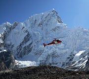 Вертолет спасения Стоковые Фотографии RF