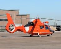 Вертолет службы береговой охраны Стоковое Изображение RF