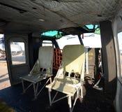 Вертолет эры война США против Демократической Республики Вьетнам Стоковая Фотография