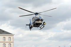 Вертолет GIGN Стоковая Фотография RF