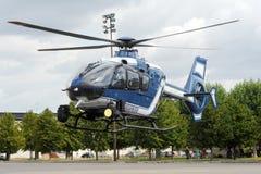 Вертолет GIGN Стоковые Фото