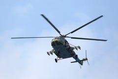 8 вертолет mi Стоковое фото RF