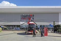 Вертолет Mi-38 Стоковая Фотография